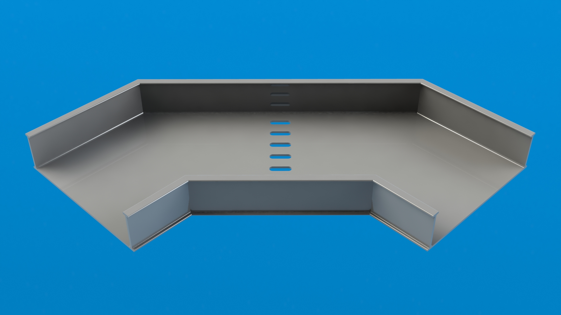 GRP Cable Tray Elbow