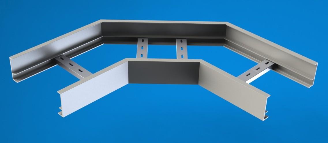 Ladder Flat Elbow