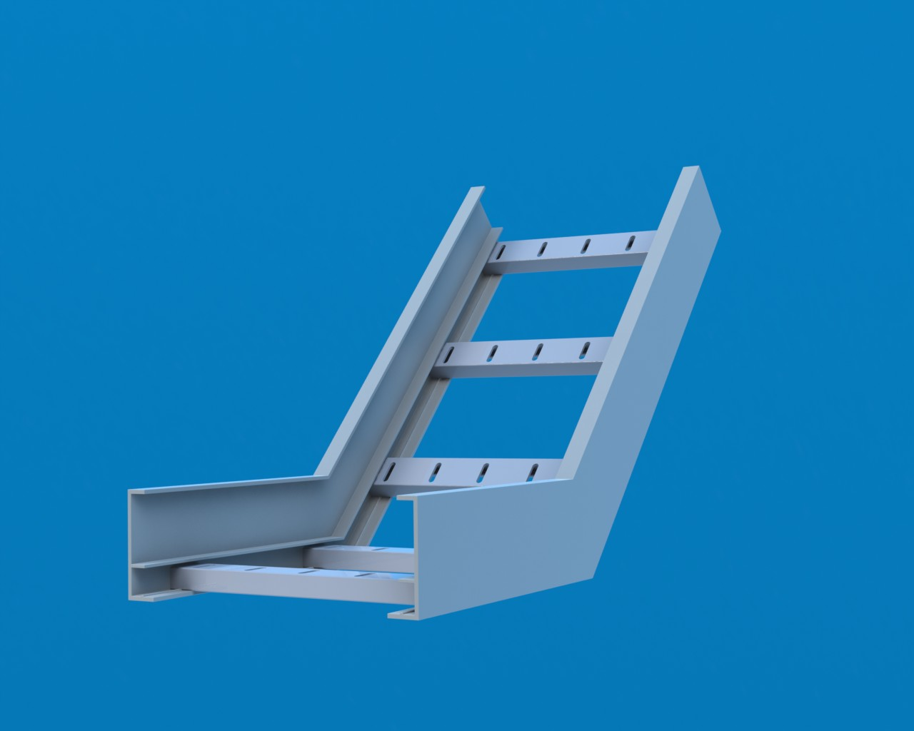 grp cable ladder riser